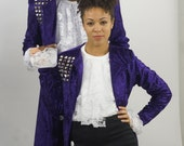 Toddler Prince Purple Rain Costume 3 Piece