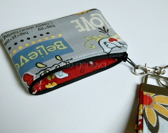 Add a Blue Tooth or Coin Pouch to Your Phone Case or Device Case