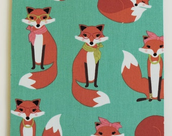 Foxy Fox Mouse Pad