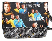 Star Trek TOS Diaper Bag