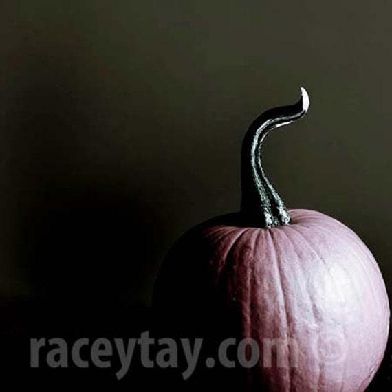 Meet Jack- Pumpkin Decor- Black & Orange Thanksgiving Art- Rustic Kitchen Print, Jack O Lantern