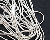 SALE Bead Stringing Professional Finish French Wire Necklace Closure Findings 1 foot of Wire (closes 18 necklaces)