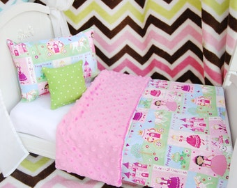 "American Girl 18"" Doll Bedding Set, Once Upon a Princess"