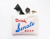 Beer Clutch Zipper Pouch Smartphone Purse Festival Accessories Funny Gifts for Women
