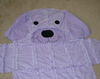 Dog Rag Quilt