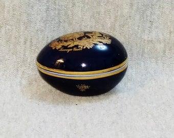 Reduced LIMOGES Egg, Easter, Collrctors Item