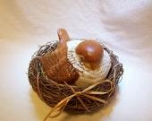 Wren, Bird Nest, Nesting Bird, Price Porcelain