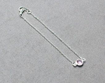Swarovski June Birthstone Bracelet