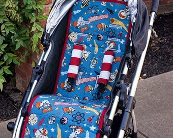 UBV1 Ready to ship reversible stroller liner pram liner Uppababy Vista