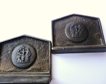 Old Bookends