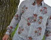 Mixed Men's Long Sleeve Shirt Sampler