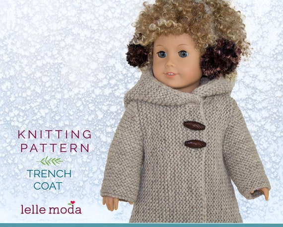 Knitting Pattern Boy Doll : Knitting Pattern, for American Girl Dolls, 18 inch Doll ...