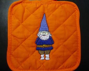 Gnomeo Potholder w/FREE Shipping