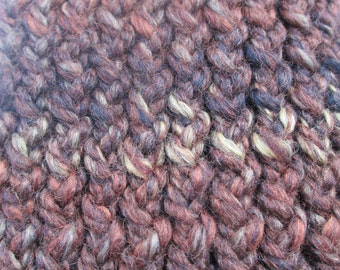 Scarf, scarves, hand made scarf, knitted scarf, brown scarf, free shipping, long scarf, warm scarf, thick scarf, fall scarf, winter scarf,