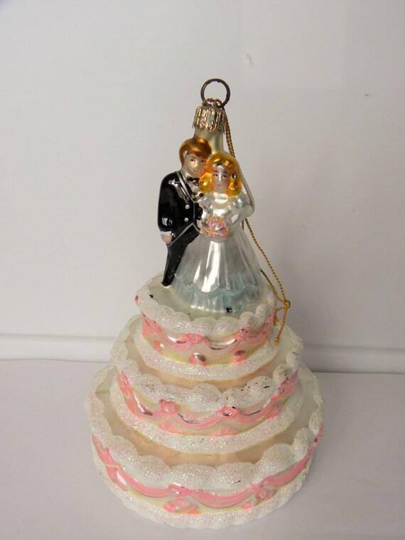 Christopher Radko Saks 5th Fifth Avenue Wedding Christmas