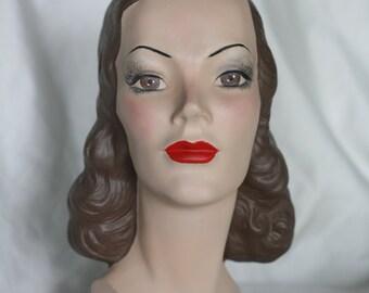 Mannequin Head Alice #27