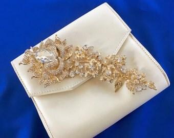 Great Gatsby Jewelry, Great Gatsby Brooch, Art Deco Brooch, Art Deco Pin, Gold Deco Brooch, Gold Gatsby Jewelry, Gold Bridal Brooch