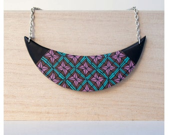 Geometry collection . Geometry necklace