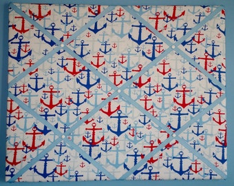 Boat anchor Memo Board, 16 x 20