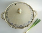 Vintage Heinrich & Company-Selb-Villeroy and Boch Soup Tureen-Made in Germany