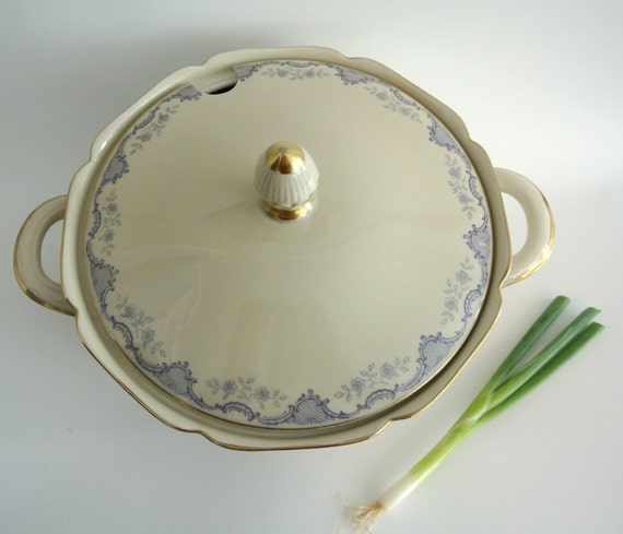 Villeroy Boch Made In Germany: Vintage Heinrich & Company-Selb-Villeroy And Boch Soup