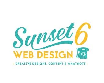 Custom 1 Logo Design Package
