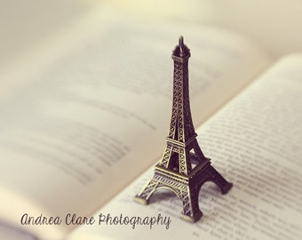 Eiffel Tower, Fine Art Photography, French, France, Eiffel Tower, Photograph, Art, Photo, Print, Book, Vintage, Les Miserables, ARt, Travel