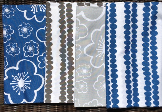 SALE : Bella 4 FQ set Lotta Jansdotter Windham fabrics oop htf