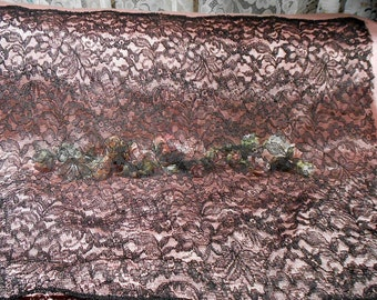 Antique Lace Remnant Craft Supply Edwardian Lace