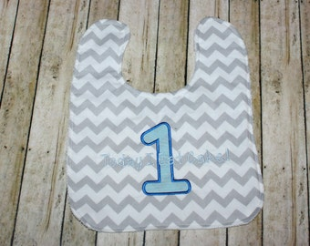 1st Birthday Baby Bib- Today I Eat Cake Baby Bib, Smash Cake Bib, Birthday Baby Bib-Ready to Ship
