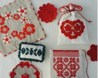Transylvania  Embroidery  Japanese Craft Book