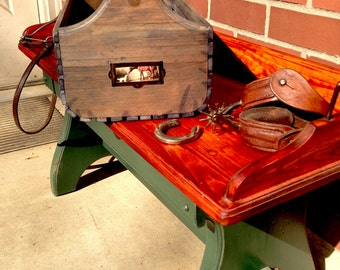 Horse Tack & Tool Tote
