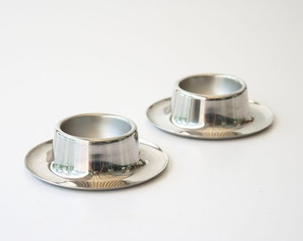 Vintage Modern Quist - Germany Stainless Egg Cups