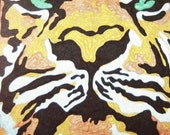 Bengal Tiger Quilt Pattern by Rob Appell