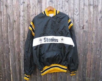 Vintage Pittsburg Steelers PullOver Mens Extra Large