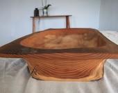 Large Mulberry Festivity Bowl // Sculptural Vessel // Functional Art