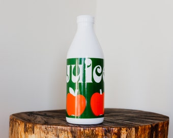 1960s Ceramic Orange Juice Jug