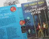 Custom Listing for Ted Only  A Hardy Boys Journal