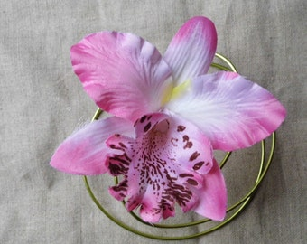 Pink Orchid - Small