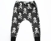 baby leggings / ss16 / ahoy matey harems / pirate pants