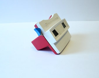Vintage Viewmaster Red White Blue