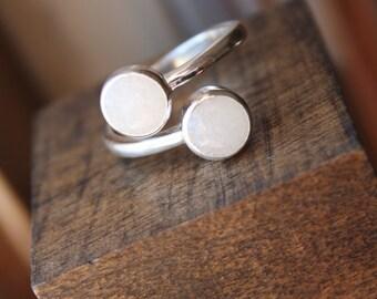 Custom sand ring
