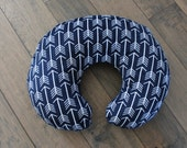 boppy cover- nursing pillow cover-arrows boppy cover-arrows minky cover- ShipsToday