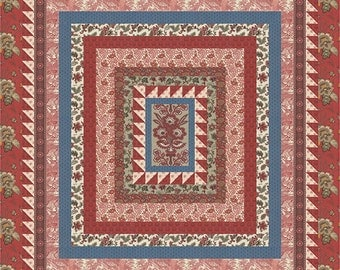 Le Marais Quilt Pattern from French General