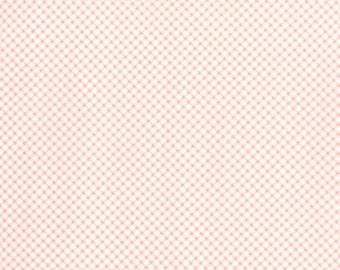 Windermere - Gingham in White Blossom by Brenda Riddle for Moda Fabrics