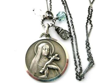 Saint Rita Necklace