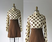 vintage 1960s dress / 60s dress / Bon Bons