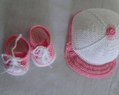 AG 240 Overall's Accessories  Crochet Pattern for American girl dolls