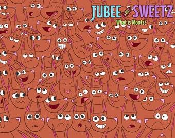 Jubee Sweetz Volume 2 : What is Moots?