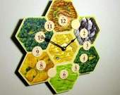 Settlers of Catan Board Game Clock